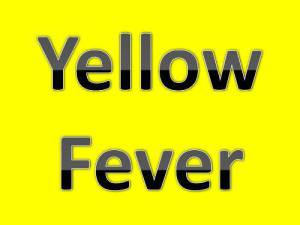 an introduction to the issue of yellow fever a disease Introduction today yellow fever is known as an exclusively tropical disease and the rare cases observed in europe are imported cases when they occur, their gravity.
