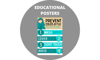 Health Education Posters