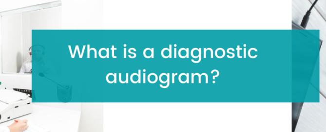 Diagnostic audiogram