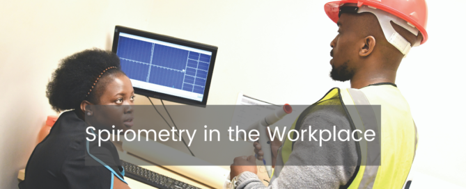 Spirometry in the workplace